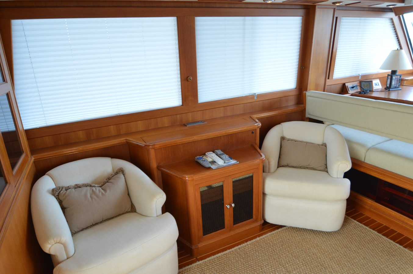 52 - 58 GRAND BANKS For Sale