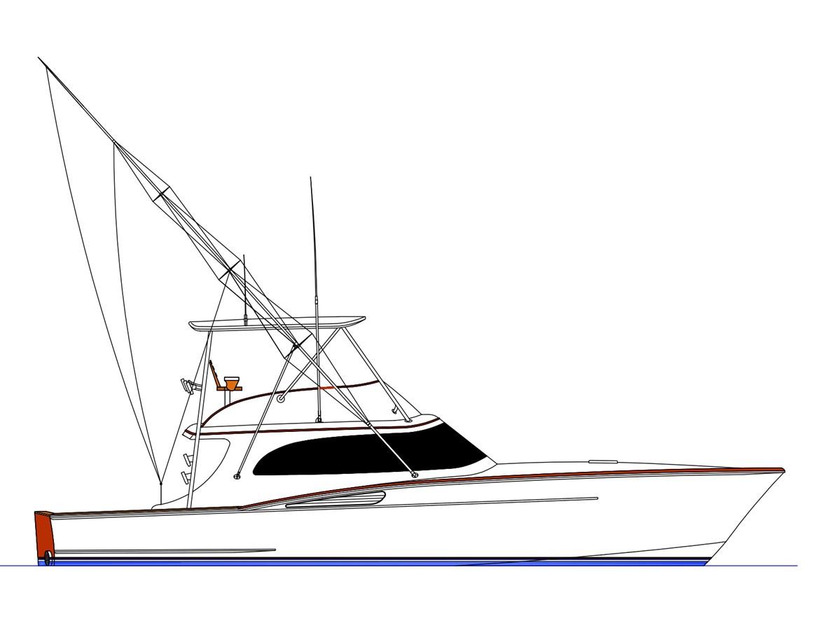 2020 MAVERICK YACHTS OF COSTA RICA Flybridge Sport Fisherman 2715495