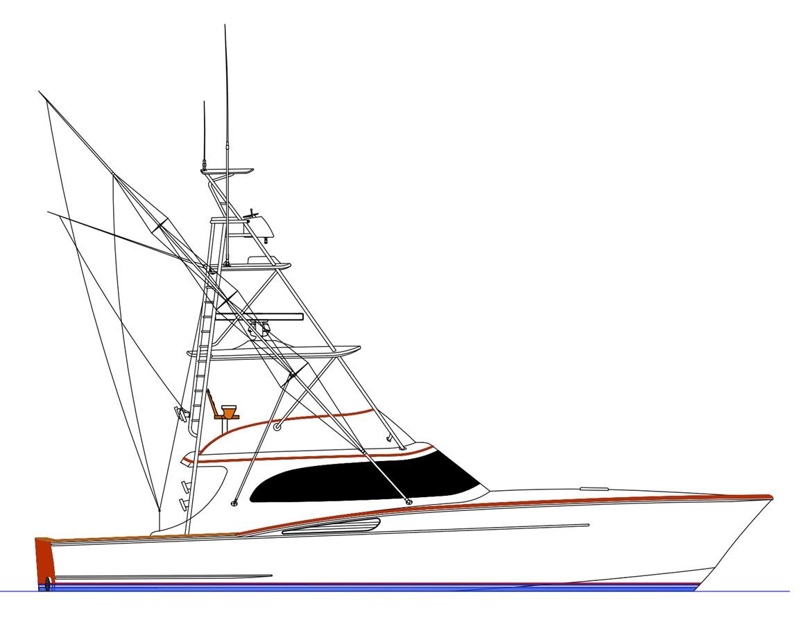 2020 MAVERICK YACHTS OF COSTA RICA Flybridge Sport Fisherman 2715496