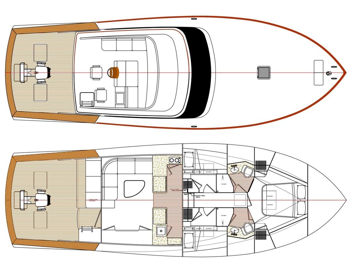 2020 MAVERICK YACHTS OF COSTA RICA Flybridge Sport Fisherman 2715497