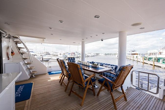 Aft Deck 2005 HARGRAVE Sky Lounge Motor Yacht 2716505