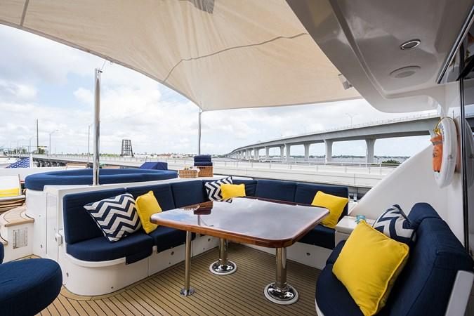 Boat Deck 2005 HARGRAVE Sky Lounge Motor Yacht 2716509