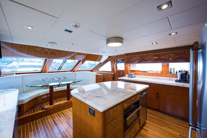 Galley 2005 HARGRAVE Sky Lounge Motor Yacht 2716525
