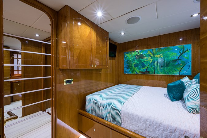 Guest Stateroom - Fwd. Stbd.  2005 HARGRAVE Sky Lounge Motor Yacht 2716540