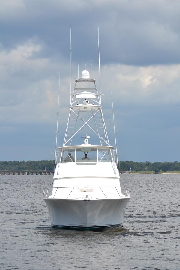 Silver Spray 2005 VIKING Convertible Sport Fisherman 2715577