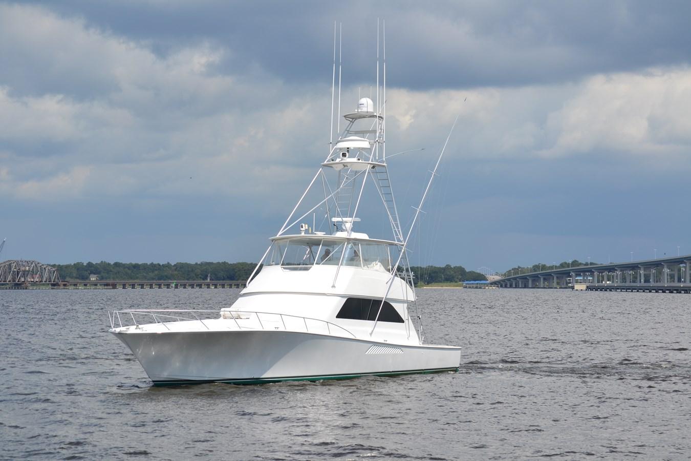 Silver Spray 2005 VIKING Convertible Sport Fisherman 2715579