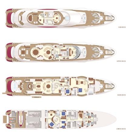 QUINTA ESSENTIA 149GA_color - Copy 2011 HEESEN YACHTS  Motor Yacht 2715360
