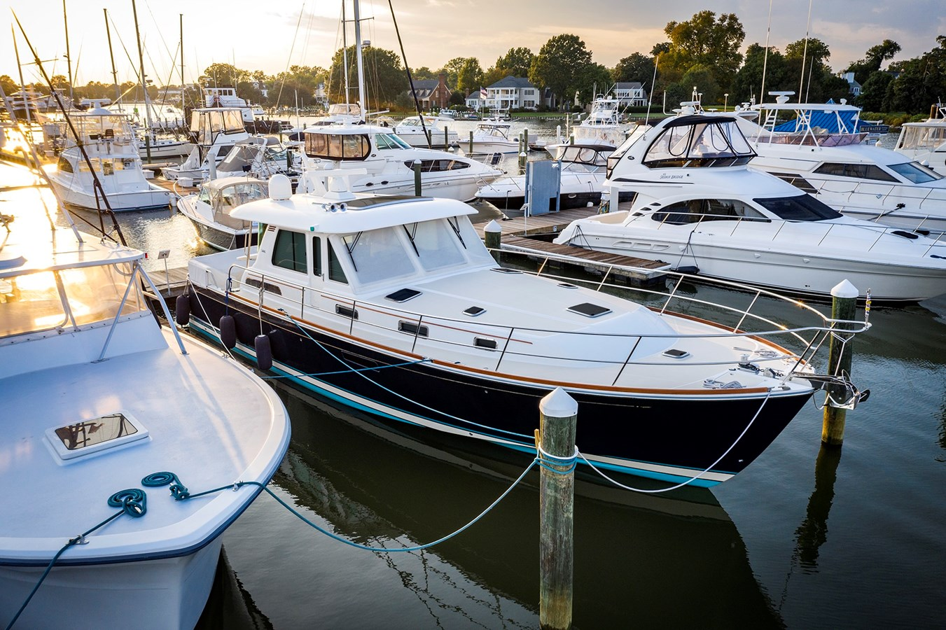 1 - 48 SABRE YACHTS For Sale