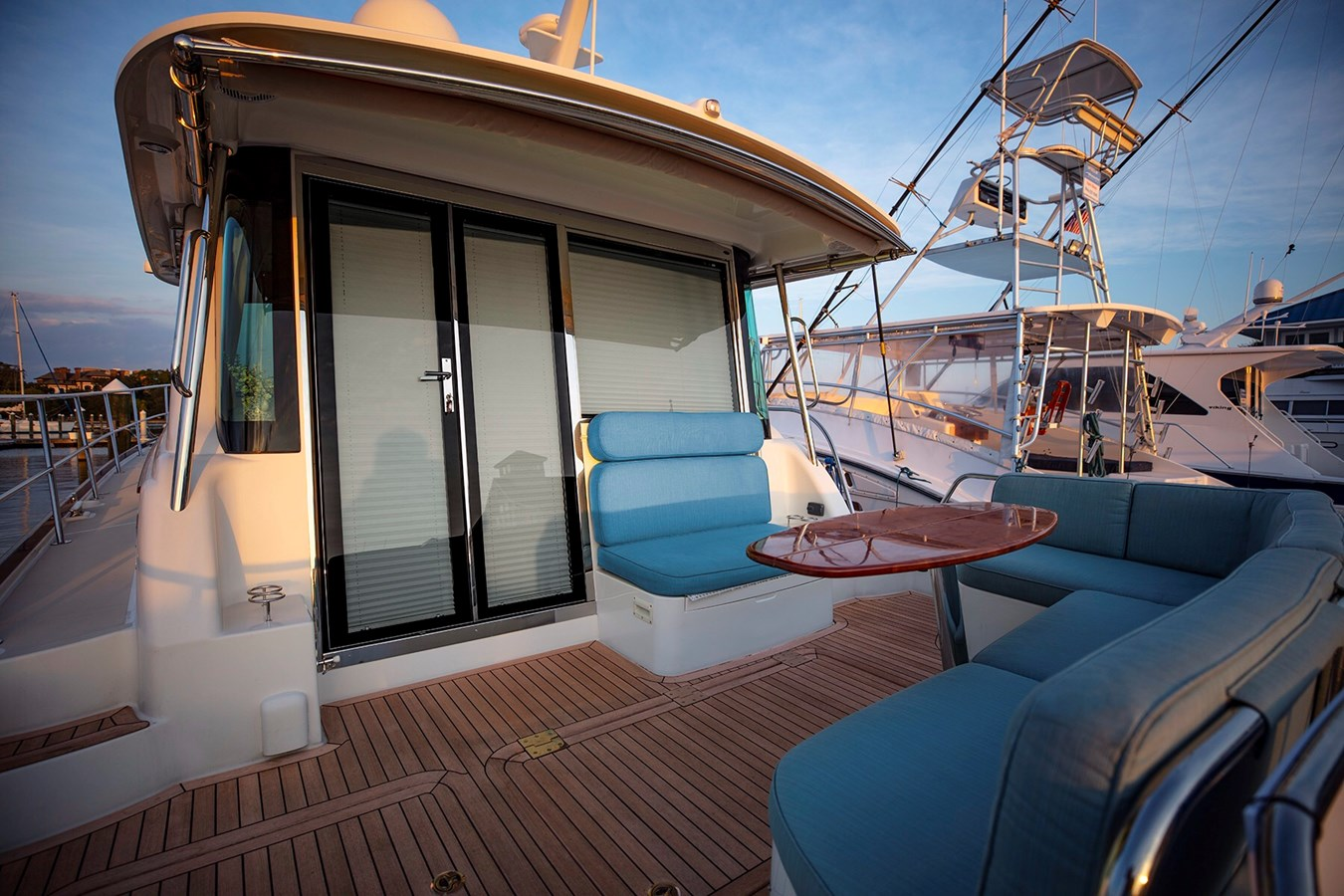 6 - 48 SABRE YACHTS For Sale