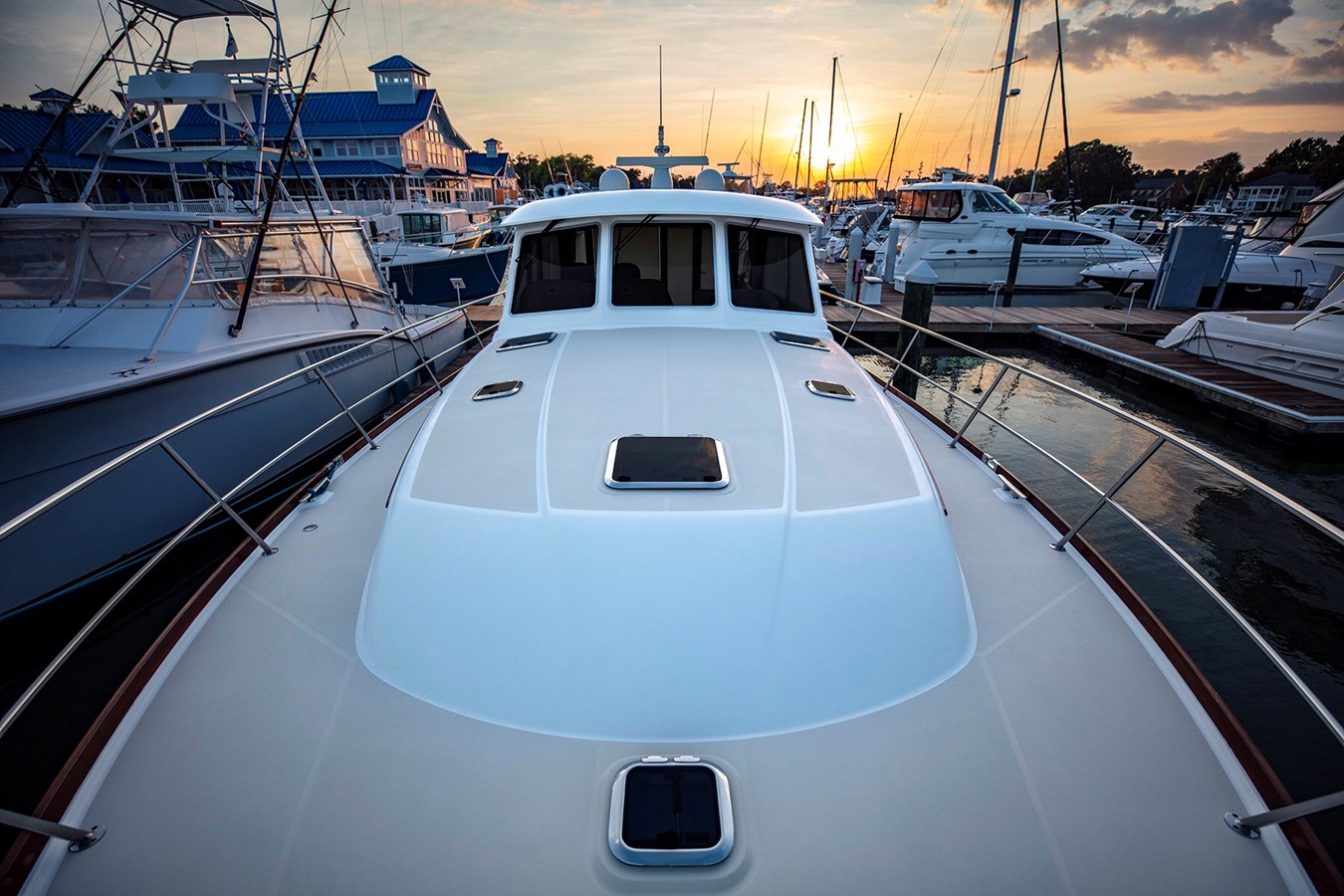 4 - 48 SABRE YACHTS For Sale