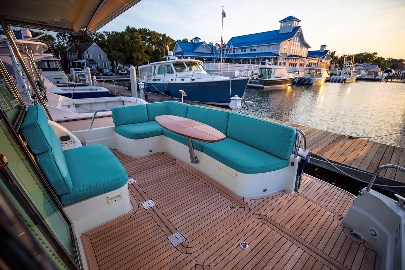 5 - 48 SABRE YACHTS For Sale