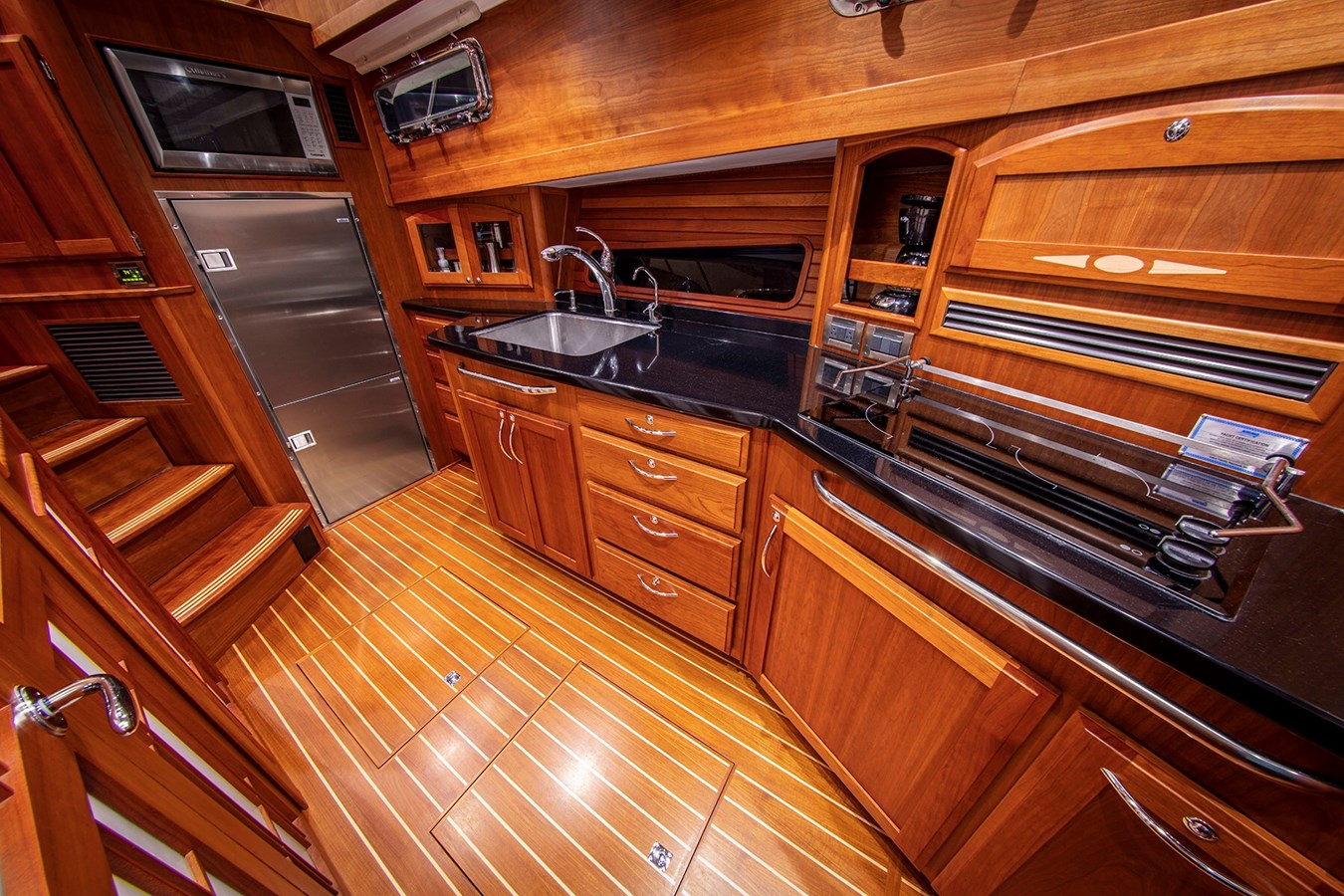 7 - 48 SABRE YACHTS For Sale