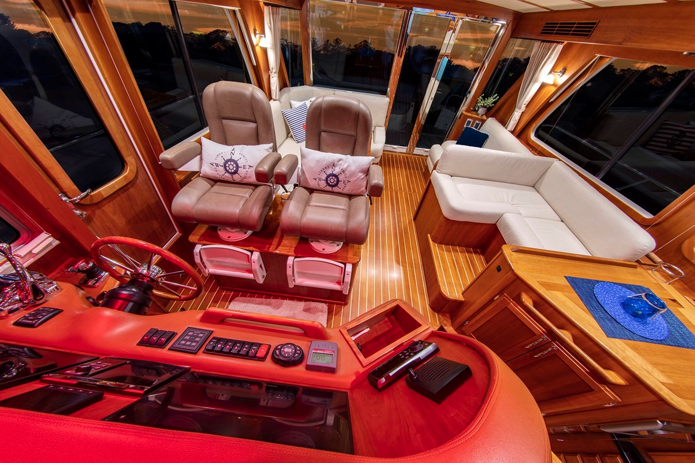13 - 48 SABRE YACHTS For Sale