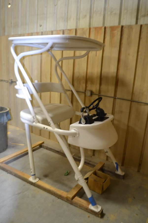 Foldable/Removable Fully Rigged Tower 2017 JUPITER  Center Console 2716502