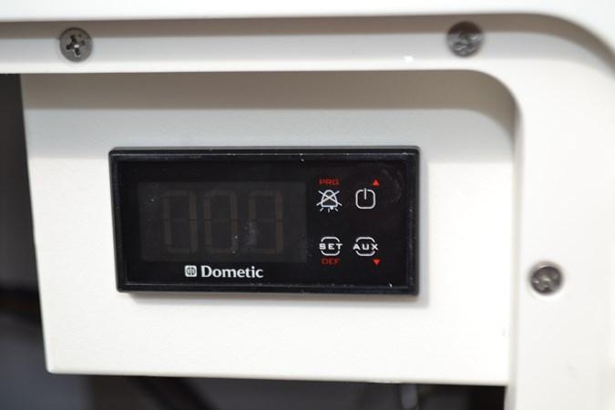 DC Refrigeration Control 2017 JUPITER  Center Console 2716479