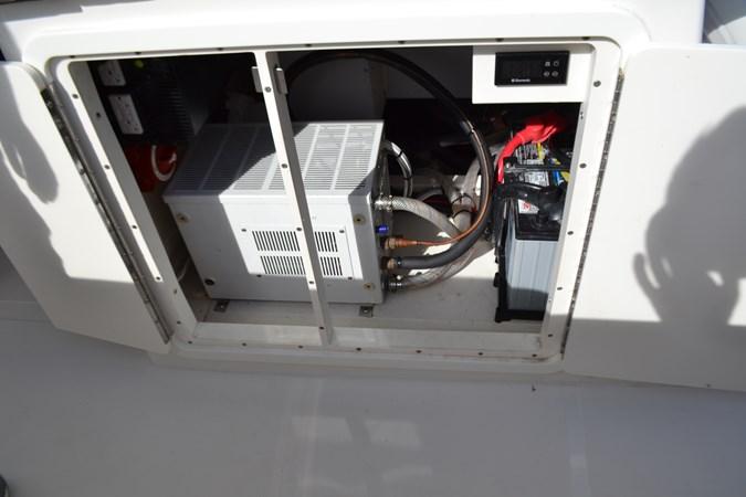 DC Refrigeration Unit 2017 JUPITER  Center Console 2716485