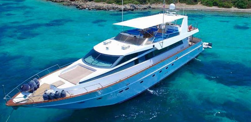 MM1 1 1994 CUSTOM BUILT  Motor Yacht 2718152
