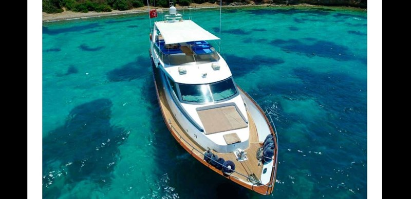MM1 3 1994 CUSTOM BUILT  Motor Yacht 2718161