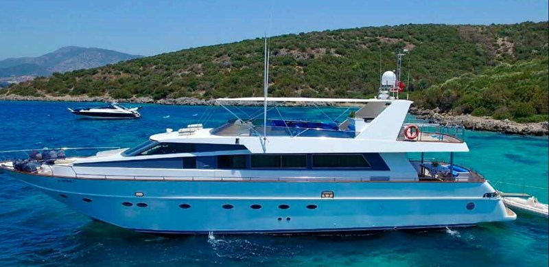 MM1 2 1994 CUSTOM BUILT  Motor Yacht 2718166