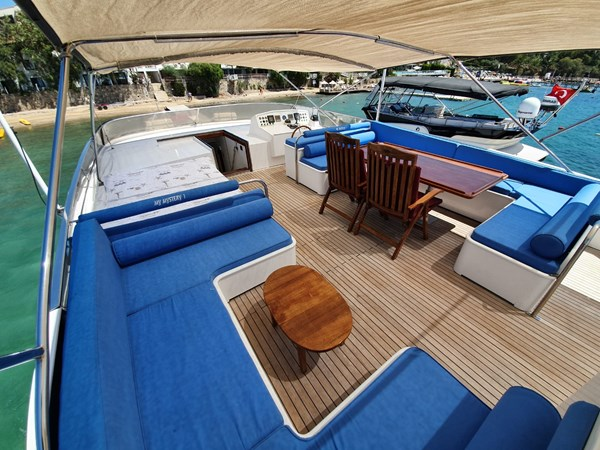 MM1 11 1994 CUSTOM BUILT  Motor Yacht 2718175