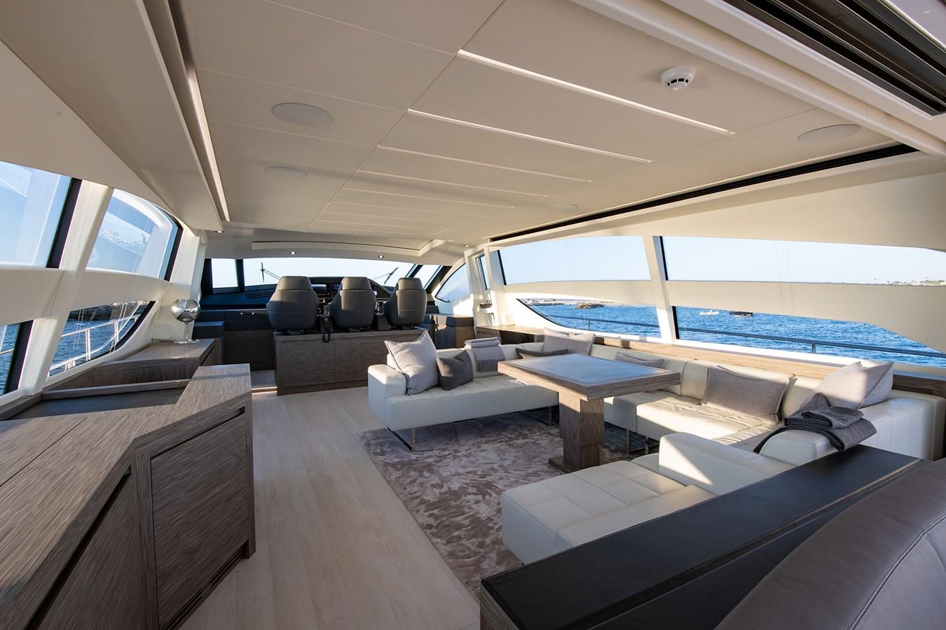 Salon 2017 PERSHING 82 VHP Motor Yacht 2717524