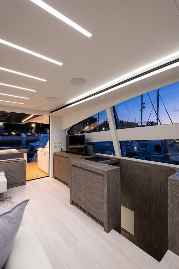 Salon 2017 PERSHING 82 VHP Motor Yacht 2717533