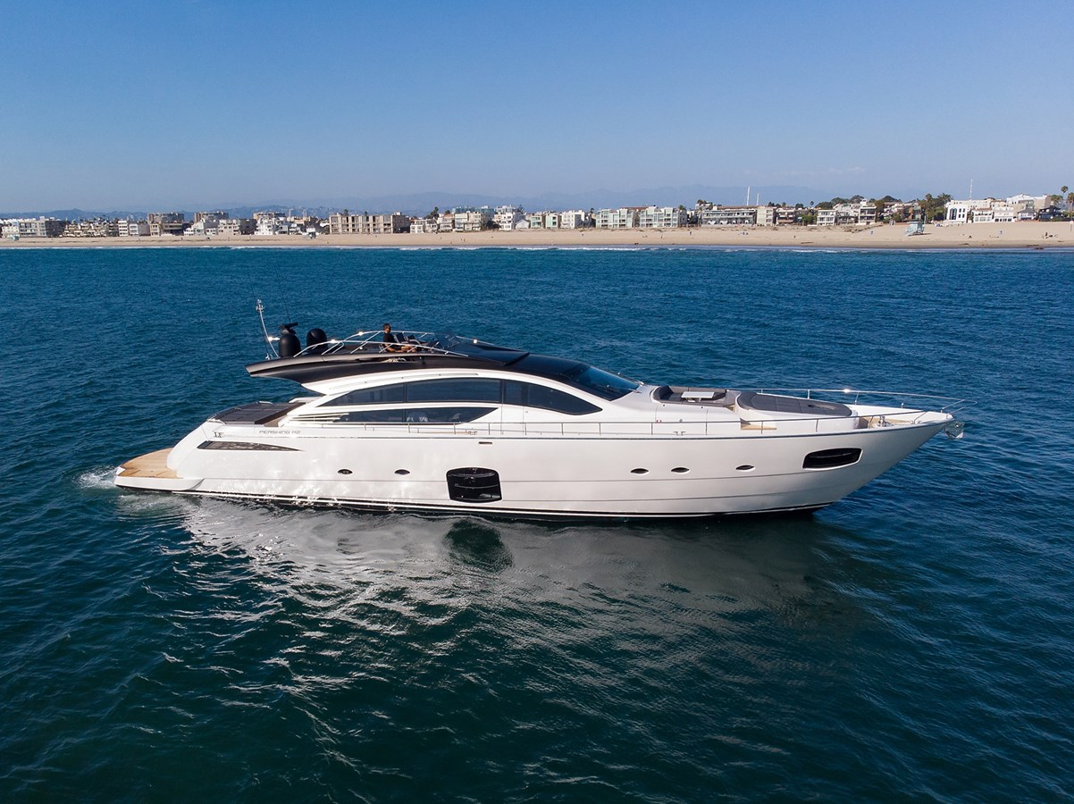 Why Knot Profile 2017 PERSHING 82 VHP Motor Yacht 2719688
