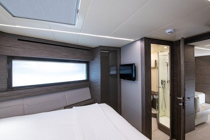 VIP Stateroom  2017 PERSHING 82 VHP Motor Yacht 2719687