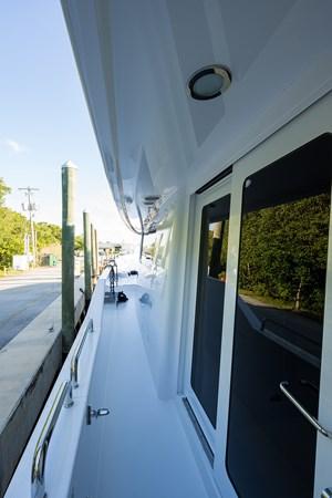 Kaleen_port_passageway_1 2008 WESTPORT  Motor Yacht 2718067