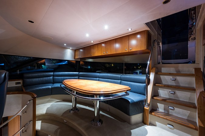 kaleen_pilothouse_6 2008 WESTPORT  Motor Yacht 2718078