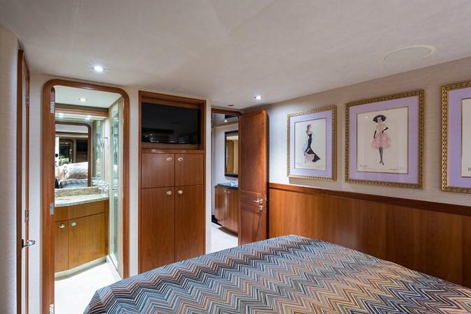 Kaleen_port_guest_stateroom_4 2008 WESTPORT  Motor Yacht 2718087