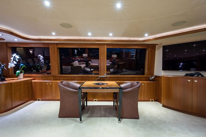 Kaleen_salon_5 2008 WESTPORT  Motor Yacht 2718091