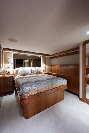 Kaleen_port_guest_stateroom_1 2008 WESTPORT  Motor Yacht 2718093