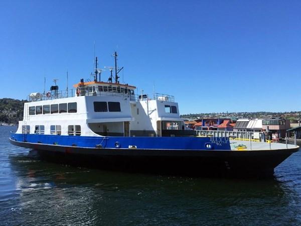 ferry1 1967 Gunderson Marine  Commercial Vessel 2719855
