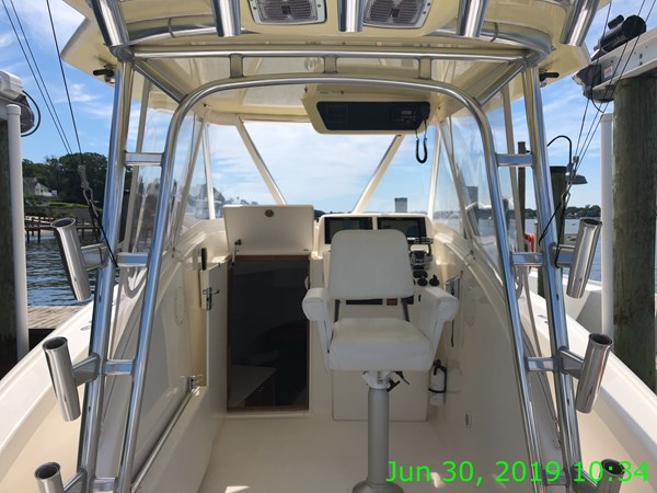 IMG15595 2007 JARRETT BAY 32 Walkaround Open Express Sport Fisherman 2720237