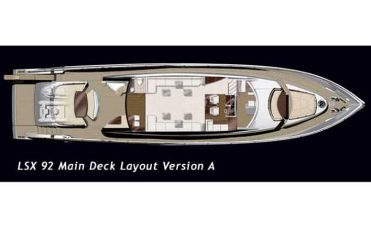 92' Lazzara 2012-Image90 2012 LAZZARA LSX 92 Motor Yacht 2780278