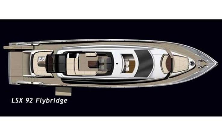 92' Lazzara 2012-Image89 2012 LAZZARA LSX 92 Motor Yacht 2780279