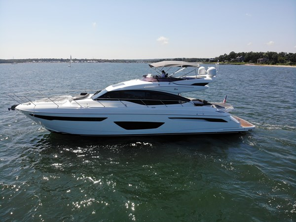 Port Profile 2017 PRINCESS YACHTS S65 Motor Yacht 2720991
