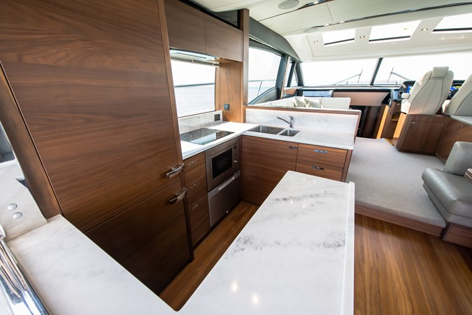 Galley Salon 2017 PRINCESS YACHTS S65 Motor Yacht 2780876