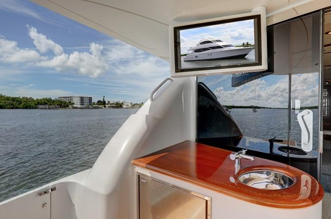 10 2006 LAZZARA 80 Skylounge Motor Yacht 2727511