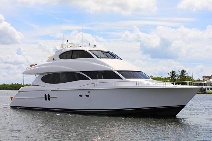 2 2006 LAZZARA 80 Skylounge Motor Yacht 2727513