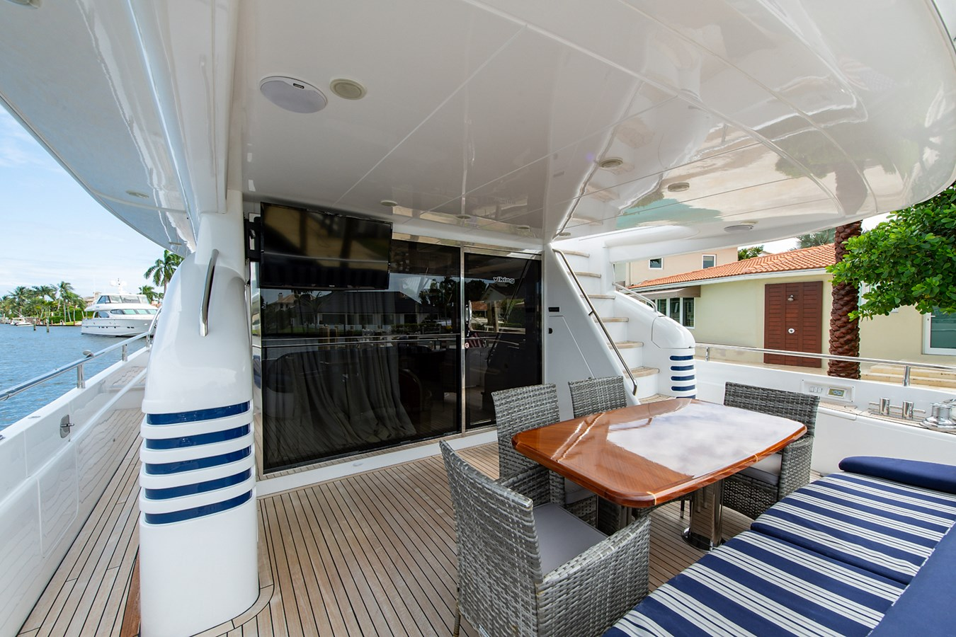 Forever 5_Aft Deck7 2006 PRINCESS YACHTS  Motor Yacht 2721760