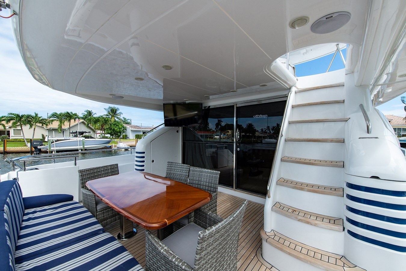 Forever 5_Aft Deck9 2006 PRINCESS YACHTS  Motor Yacht 2721764