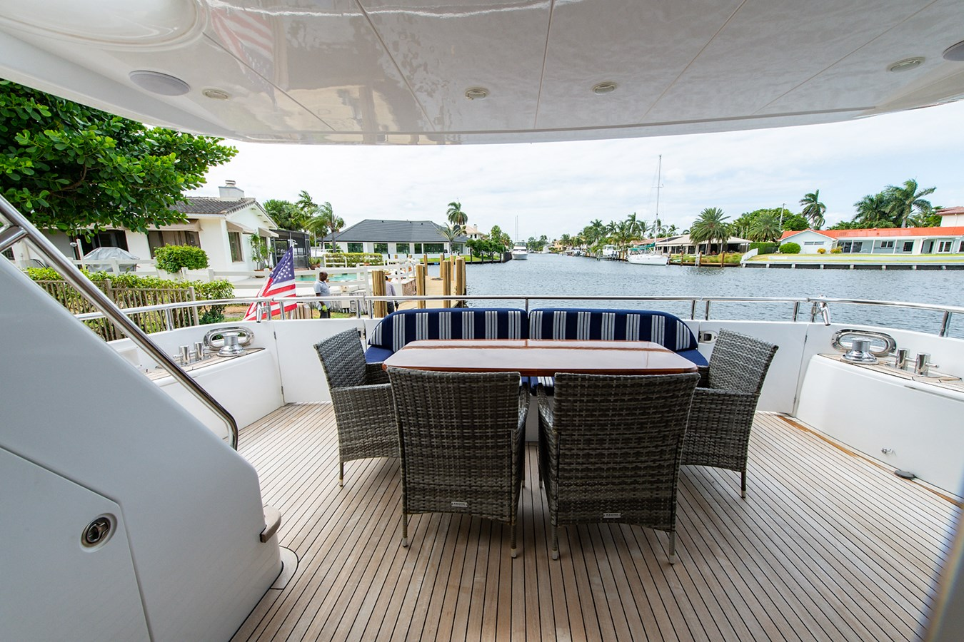 Forever 5_Aft Deck2 2006 PRINCESS YACHTS  Motor Yacht 2721765