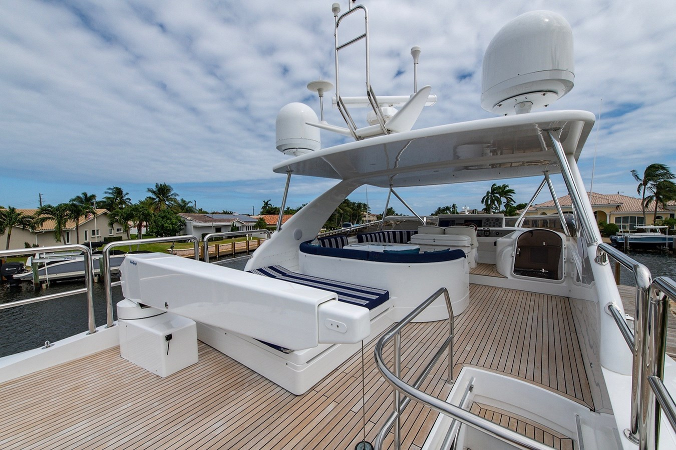 Forever 5_Flybridge6 2006 PRINCESS YACHTS  Motor Yacht 2721768