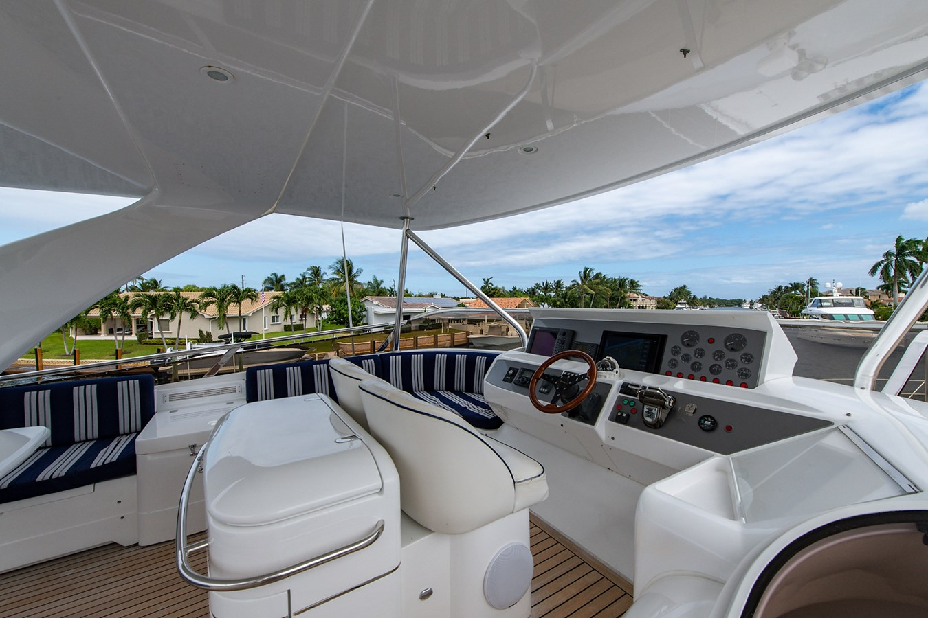 Forever 5_Flybridge15 2006 PRINCESS YACHTS  Motor Yacht 2721774