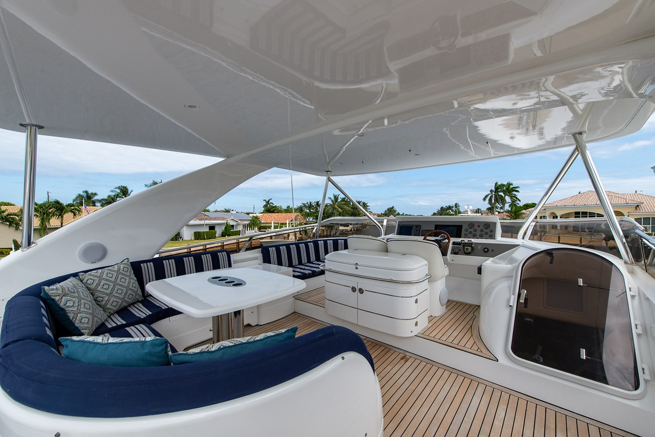 Forever 5_Flybridge22 2006 PRINCESS YACHTS  Motor Yacht 2721776