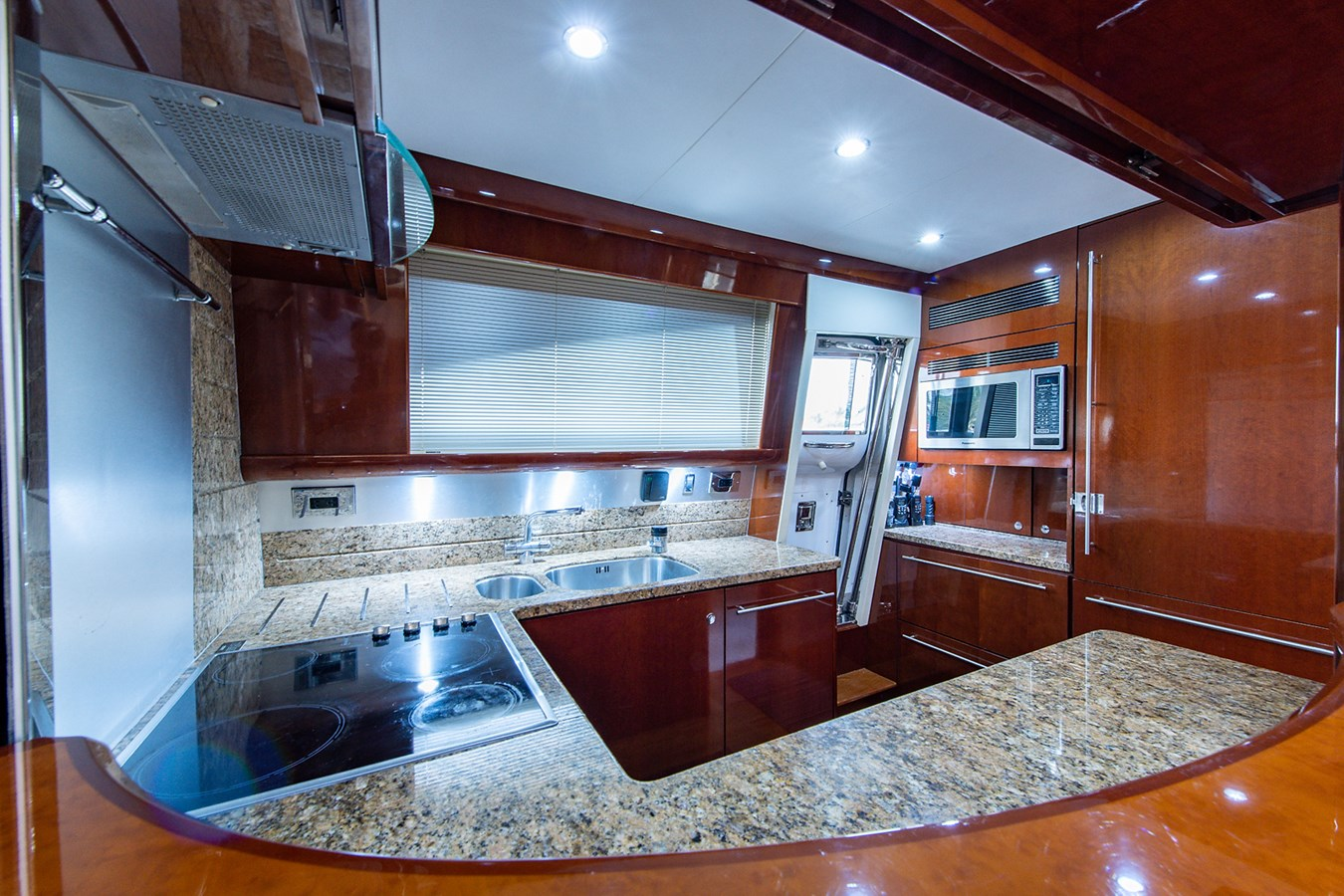 Forever 5_Galley1 2006 PRINCESS YACHTS  Motor Yacht 2721793