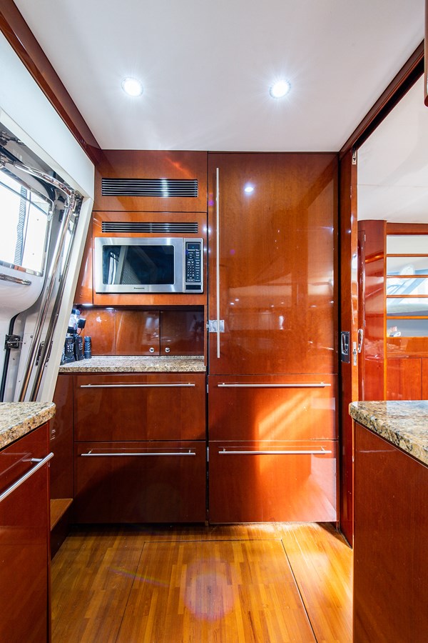 Forever 5_Galley5 2006 PRINCESS YACHTS  Motor Yacht 2721796