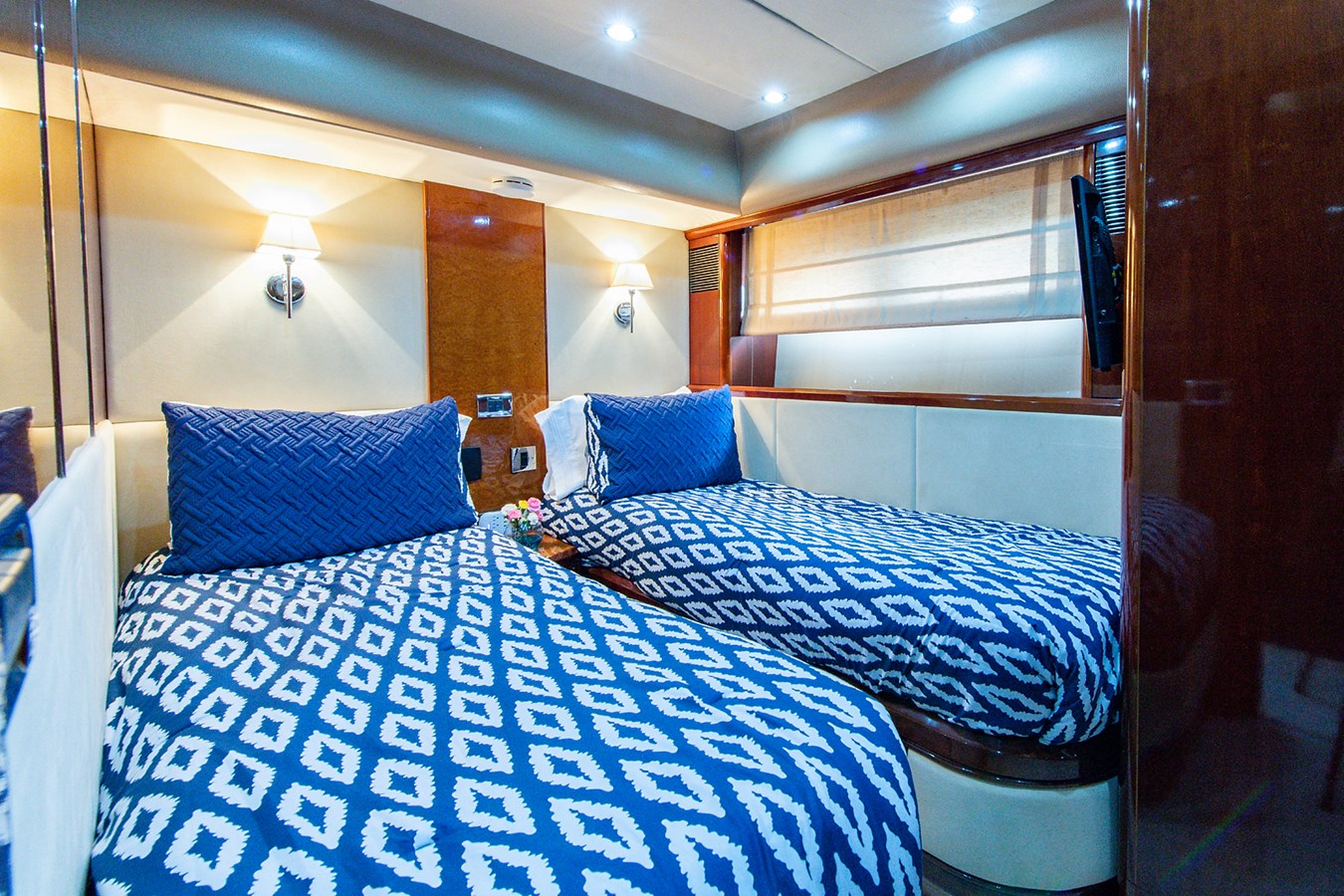 Forever 5_Port Guest Stateroom2 2006 PRINCESS YACHTS  Motor Yacht 2721808